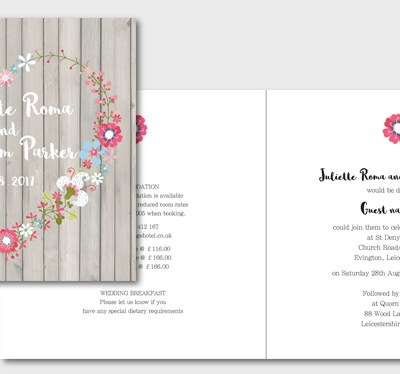Just Launched – Amour Wedding Stationery