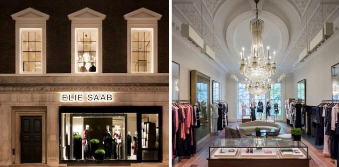 Elie Saab store