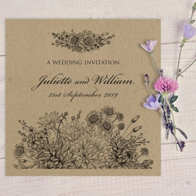 Botanical Garden – our brand new wedding stationery collection