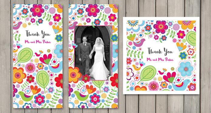 Sunshine Wedding Stationery