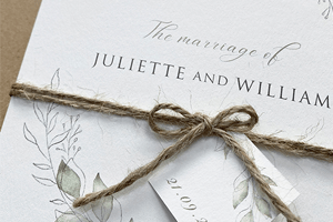 wedding stationery pricing