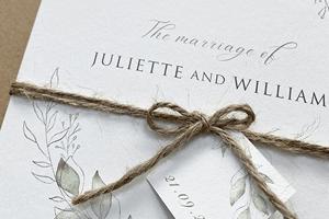 wedding stationery pricing