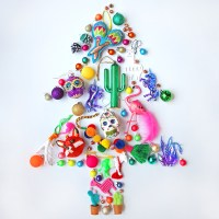 Paperchase Wooden Christmas Decorations | www.indiepedia.org