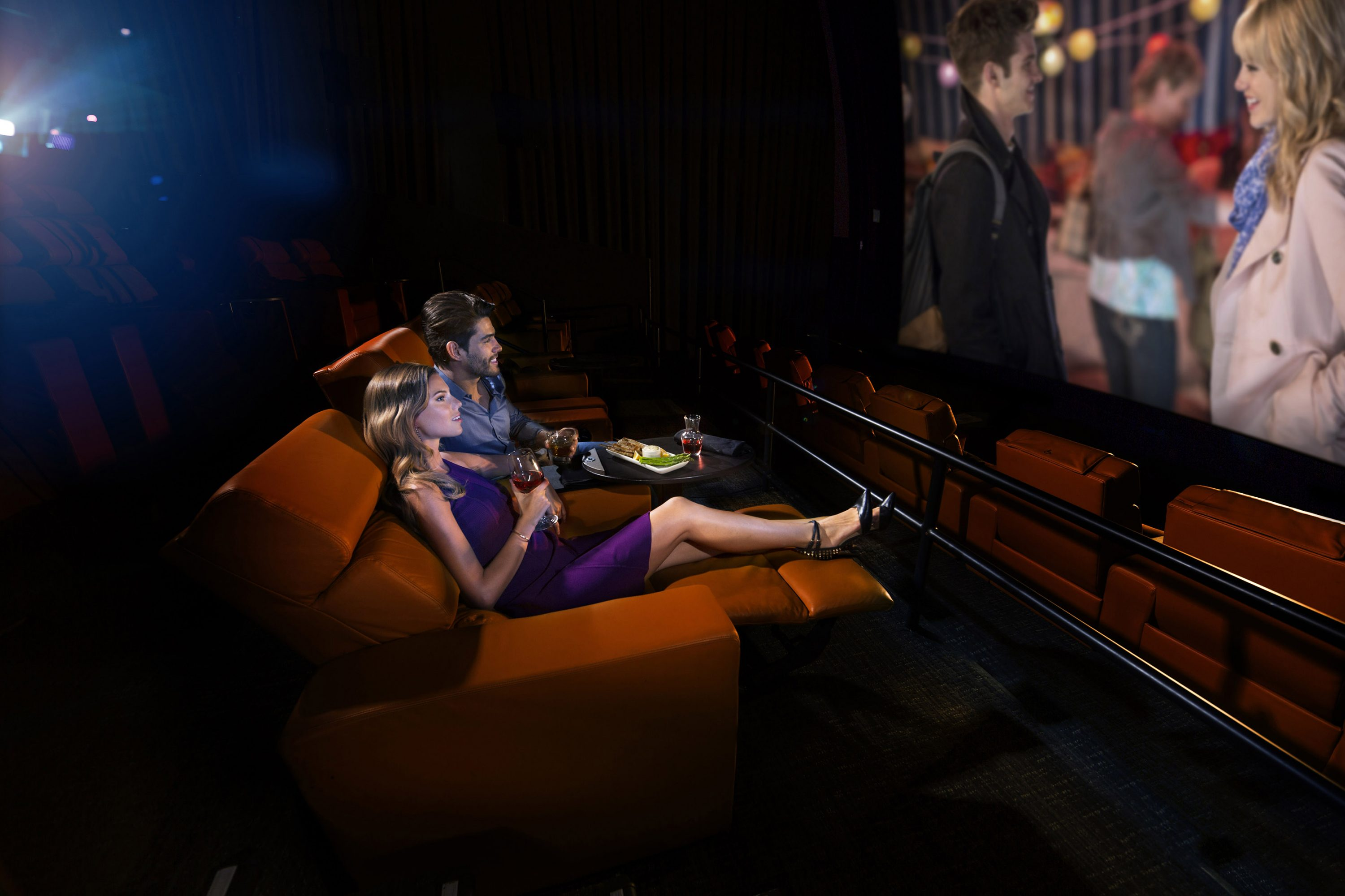 New UltraLuxe River Oaks Movie Theaters a Game Changer
