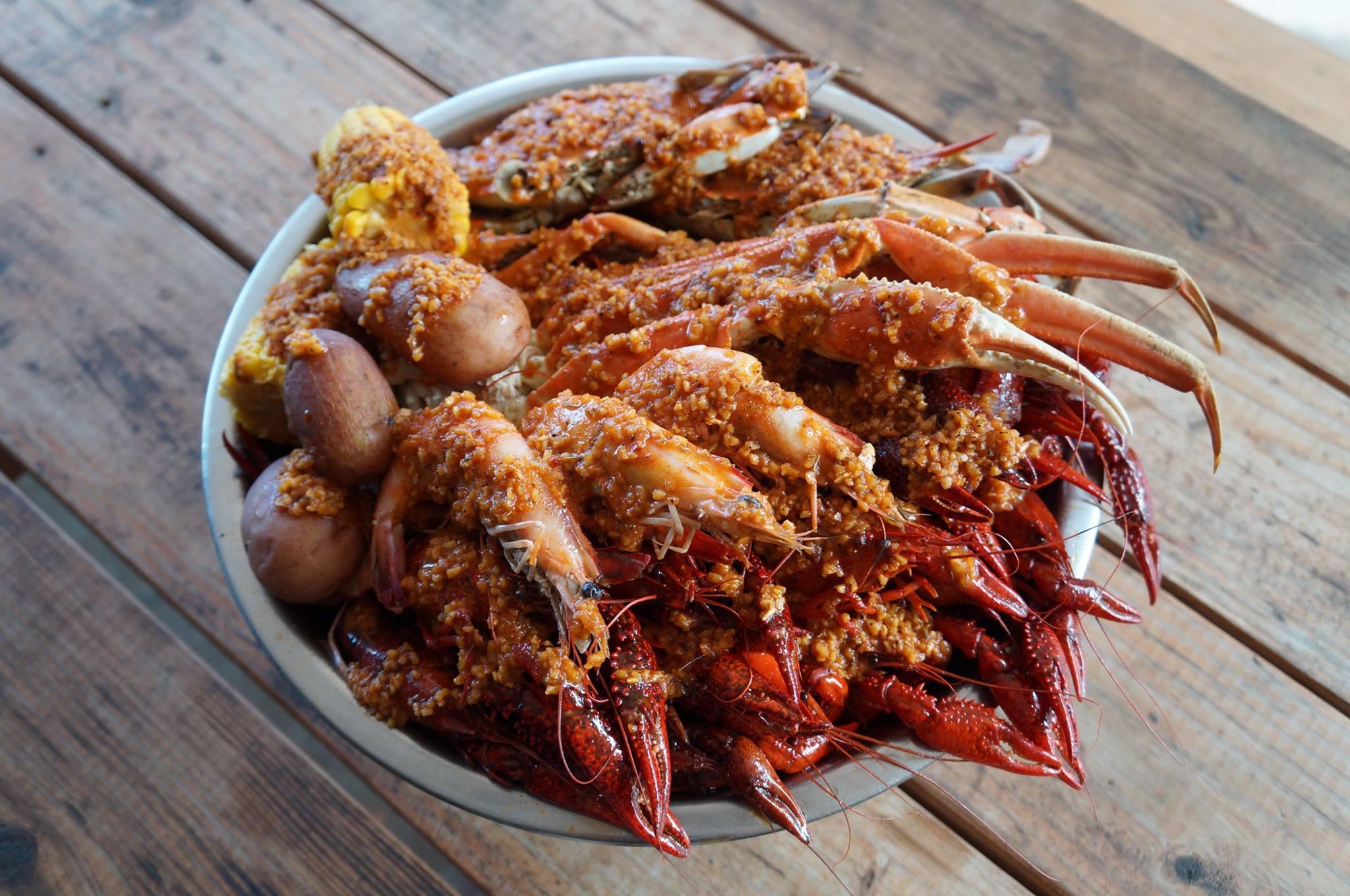 The Best Crawfish Restaurants In Houston 10 Spots That Do