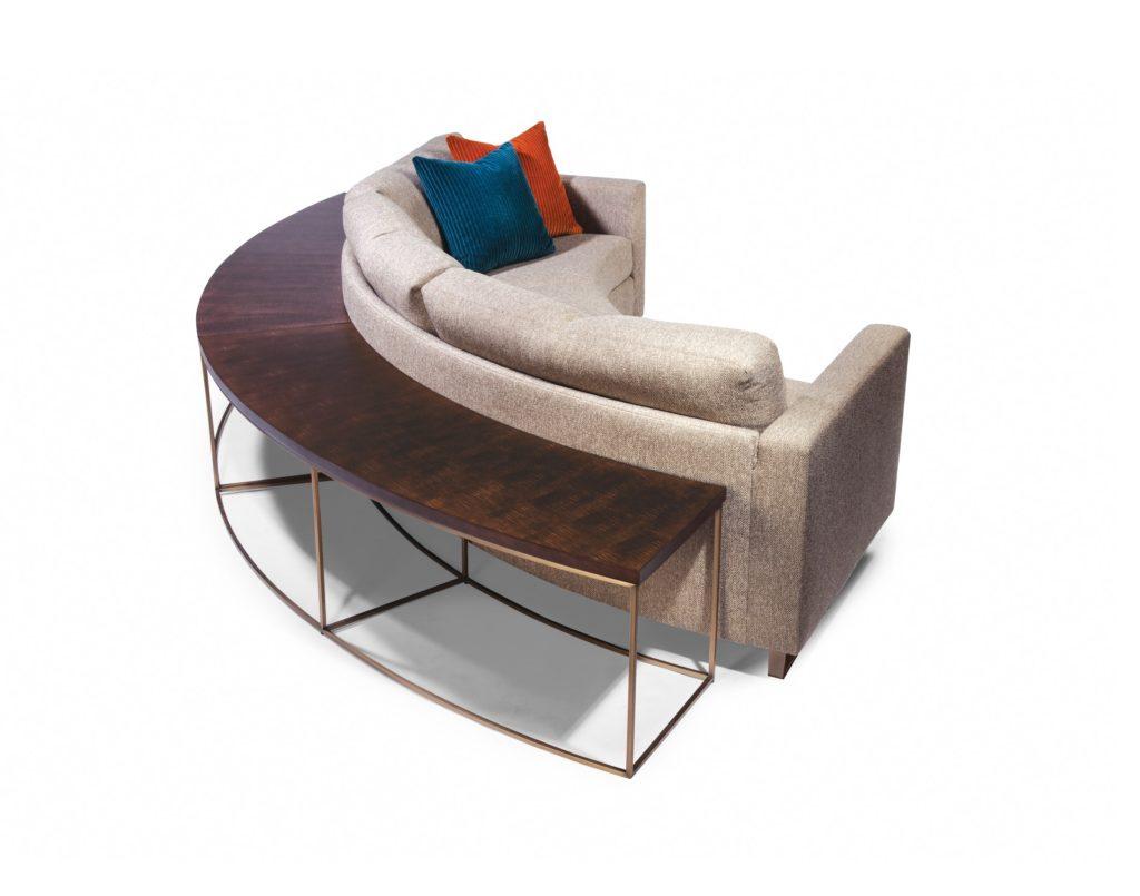 steve silver dylan sofa table sleeper walmart curved milo baughman for thayer coggin