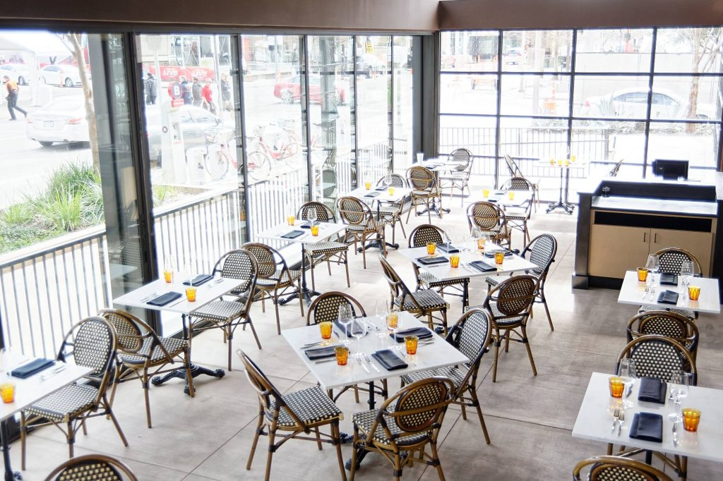 Houstons Hot New French Restaurant Draws Mad Praise from