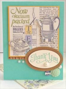 Design Team Card Sketch entry by Heather