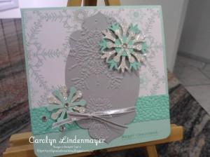 Design Team Card by Carolyn
