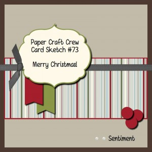 Card Sketch 73