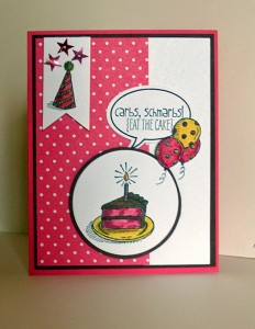 Featured Artisan for the Paper Craft Crew Card Sketch #102
