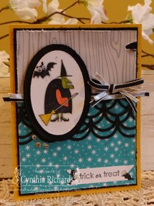 Paper Craft Crew Featured Artisan for Card Sketch #107