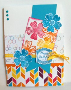 Paper Craft Crew Card Sketch #109 design team submission by Janice Rosenthal Rock