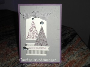 Paper Craft Crew Card Sketch #113 design team submission by Carolyn Lindenmayer
