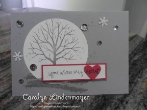 Paper Craft Crew Card Sketch #129 design team submission by Carolyn Lindenmayer