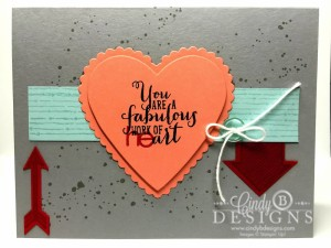 Paper Craft Crew Card Sketch #127 design team submission by Cindy Coutts. #stampinup #cindycoutts