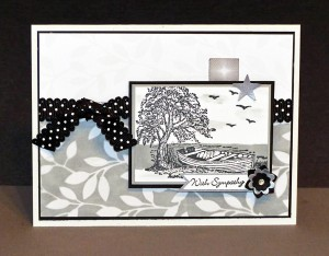 Paper Craft Crew Card Sketch #126 design team submission by Heidi Weaver