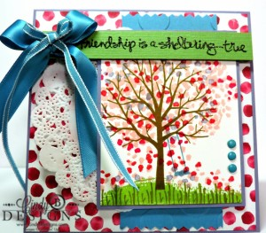 Paper Craft Crew Card Sketch #136 design team submission by Cindy Coutts. #stampinup #cindycoutts
