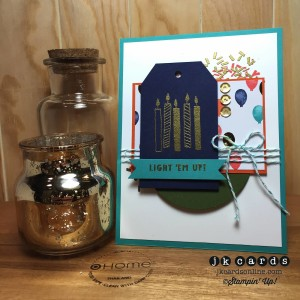 Paper Craft Crew Card Sketch #137 design team submission by Justin Krieger. #justinkrieger #papercraftcrew #stampinup