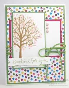 Paper Craft Crew Card Sketch #137 design team submission by Pam Staples. #stampinup #papercrafts #pamstaples #sunnygirlscraps