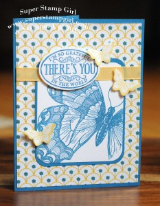 Paper Craft Crew Card Sketch #139 design team submission by Crystal Komara. #stampinup #papercraftcrew #crystalkomara