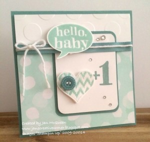 Paper Craft Crew Card Sketch #139 design team submission by Jan McQueen. #stampinup #papercraftcrew #janmcqueen