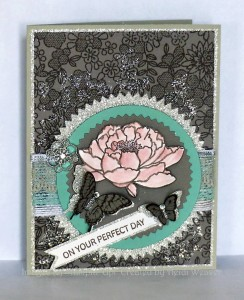 Paper Craft Crew Card Sketch #146 design team submission by Heidi Weaver. #stampinup #papercraftcrew #heidiweaver