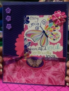 Featured Artisan for Paper Craft Crew Card Sketch 145