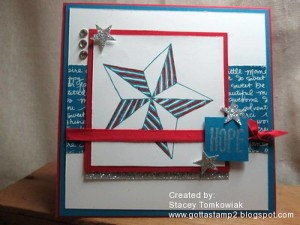 Paper Craft Crew Card Sketch #151 design team submission by Stacey Tomkowiak. #stampinup #papercraftcrew #staceytomkowiak