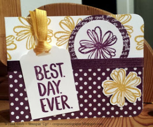 Featured Artisan for the Paper Craft Crew Card Sketch 153