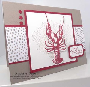 Paper Craft Crew Card Sketch 151 Featured Artisan