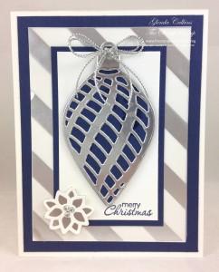 Paper Craft Crew Card Sketch #158 design team submission by Glenda Calkins. #stampinup #papercrafts #glendacalkins