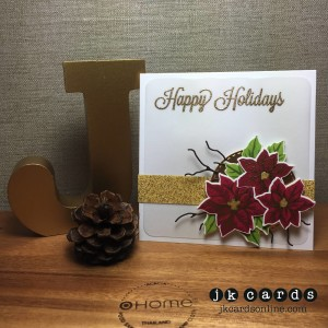 Paper Craft Crew Card Sketch #168 design team submission by Justin Krieger. #justinkrieger #papercraftcrew #stampinup