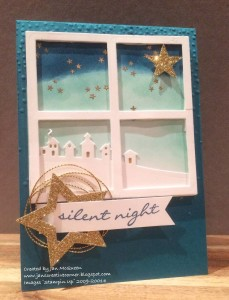 Paper Craft Crew Card Sketch #165 design team submission by Jan McQueen. #stampinup #papercraftcrew #janmcqueen