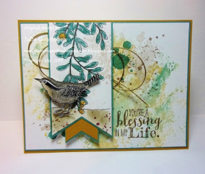 Top Pick selected by the Paper Craft Crew Design Team for Card Challenge 170.  #papercraftcrew #cardchallenge