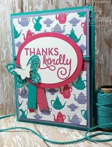 Paper Craft Crew Card Sketch design team submission by Raquelle Clifton. #stampinup #papercrafts #raquelleclifton #ladyandherstamps