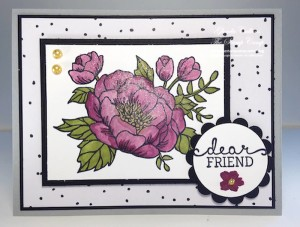 Paper Craft Crew Design Team submission by Glenda Calkins for Sketch Challenge 183  v01. #glendacalkins #stampinup #themechallenge #papercraftcrew