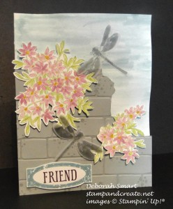 Paper Craft Crew Design Team submission by Deborah Smart for Sketch Challenge 183 v01. #deborahsmart #stampinup #themechallenge #papercraftcrew