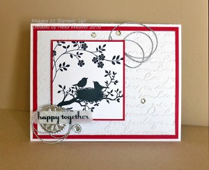 Design Team Card submitted by Heidi Weaver. #papercraftcrew #heidiweaver #themechallenge