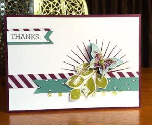 Paper Craft Crew Design Team Top Pick for Challenge 183.  Card designed by Jan Clothier.
