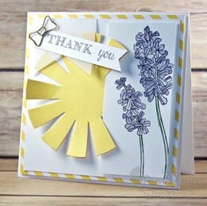 Paper Craft Crew Design Team submission by Pam Staples for Sketch Challenge 191. #pamstaples #sunnygirlscraps #stampinup #sketchchallenge #papercraftcrew