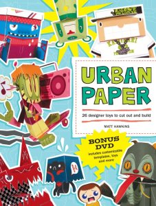 Urban Paper cover