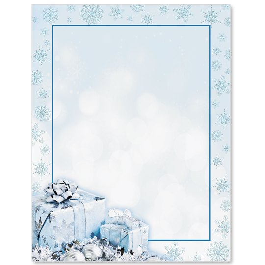 gorgeous gifts border papers