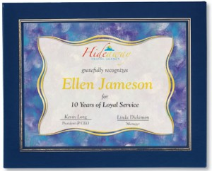 Employee Anniversary Recognition Let Your Staff Know You