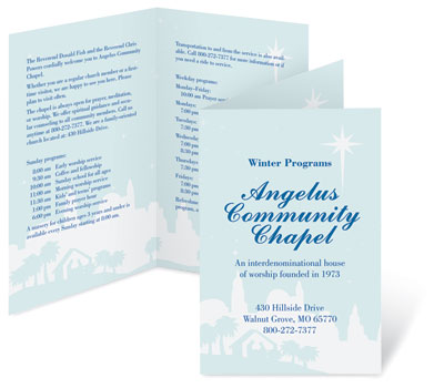 Printable Wedding Programs Templates