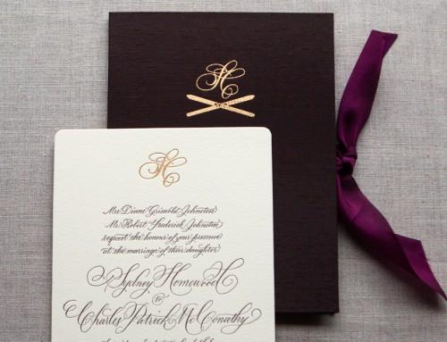 Custom Invitations Sydney