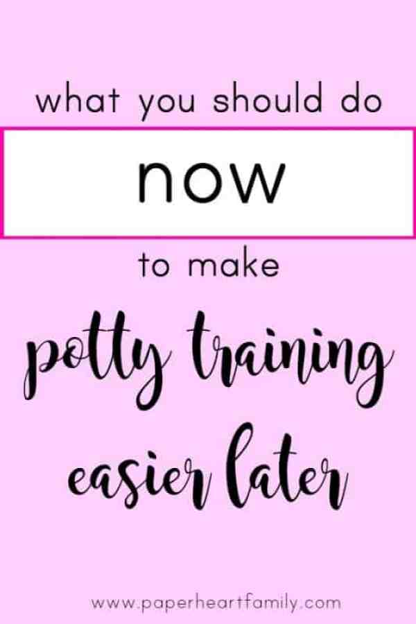 Want to make potty training fun and easy? Learn what you need to do now with your baby or toddler to make potty training easier later. Potty training tips for toddlers are great, but why not start when your child is still a baby? Simple potty training without rewards is possible!