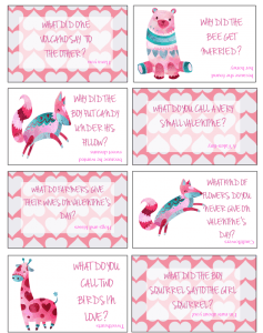 valentine jokes for kids