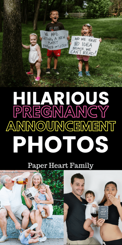 announcing your pregnancy on
