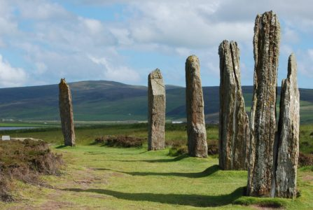 Scotland's Orkney Islands are like extensions of the mainland. They are full of prehistoric sites, of white sandy beaches, rare bird colonies, and more. Visit in..
